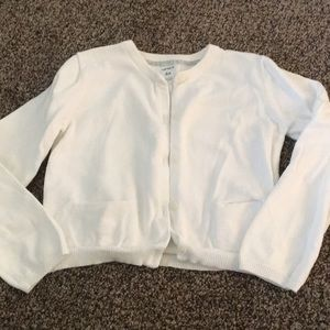 Carters Long Sleeve Cardigan
